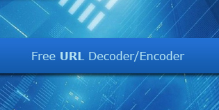 URL encode and decode